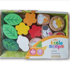 Wilko Little Steps Safari Playtime - Toy Chest Pakistan