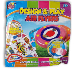 Design and Play Air Flyers - Toy Chest Pakistan