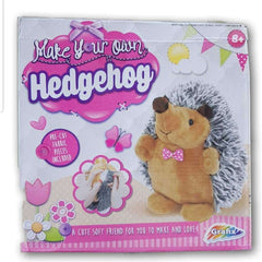 Make Your Own Hedgehog - Toy Chest Pakistan
