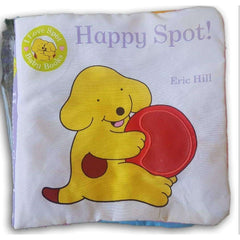 Cloth Book: Happy Spot - Toy Chest Pakistan