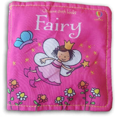 Cloth Book: Usborne Fairy - Toy Chest Pakistan