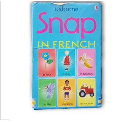 Usborne Snap in French - Toy Chest Pakistan