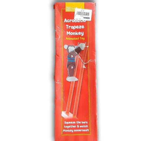 Acrobat trapeze monkey - Toy Chest Pakistan