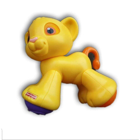 Clicker Pal Simba - Toy Chest Pakistan
