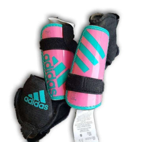 Adidad shin guard, sixe 4 to 7 years