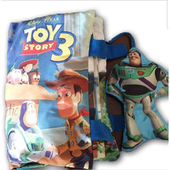 Toy Story 3 Cloth Book - Toy Chest Pakistan