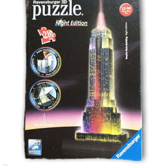 Ravensburger 3d- Empire State Building - Toy Chest Pakistan