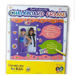 Chalkboard frame - Toy Chest Pakistan