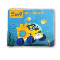 Deisgn your Ride :Sub Buggy - Toy Chest Pakistan