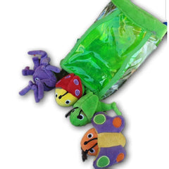 Soft Toys - Insect Set - Toy Chest Pakistan