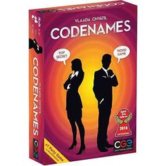 Codenames NEW - Toy Chest Pakistan
