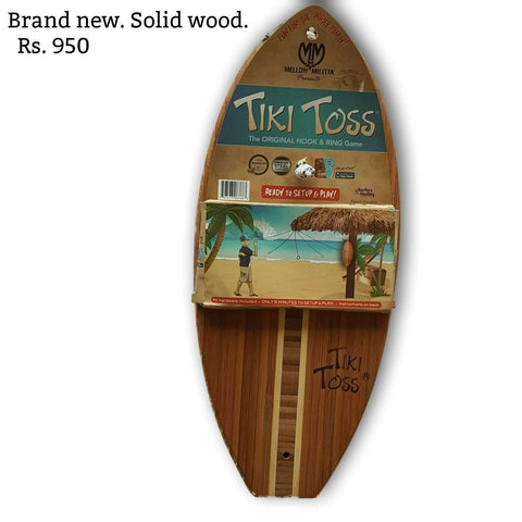 Tiki Toss NEW
