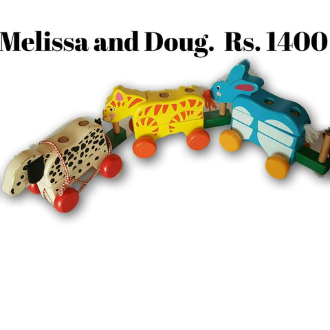 Melissa & Doug Animal Set