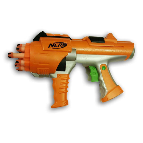 Nerf Dart Tag Gun Orange
