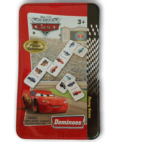 Disney Cars Domino Set