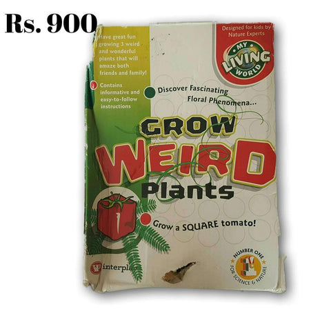 Grow Weird Plants
