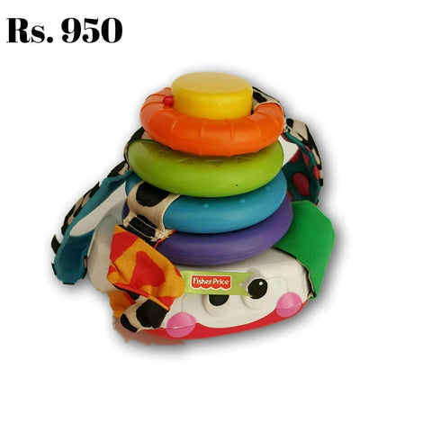 Fisher Price Ring Stacker (Soft)
