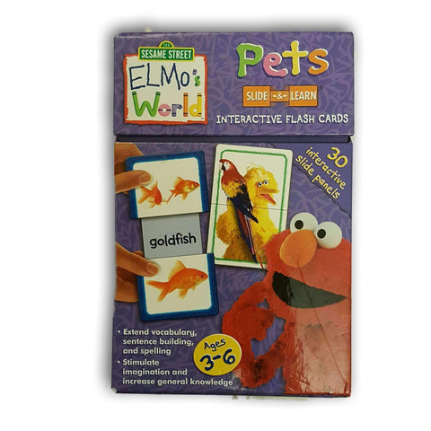 Pets Flash Cards
