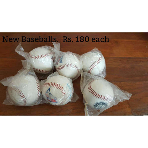 Original Baseball (Rs. 180 Each)