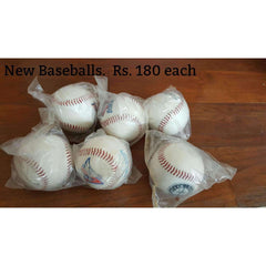 Original baseball (Rs. 180 each) - Toy Chest Pakistan