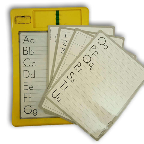 Crayola Wipe Clean Writing Practise Board