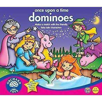 Once Upon A Time Dominos - Toy Chest Pakistan