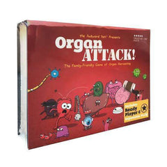 Organ Attack NEW - Toy Chest Pakistan