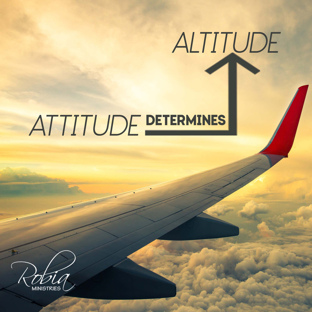 Attitude Determines Altitude (MP3 or CD)