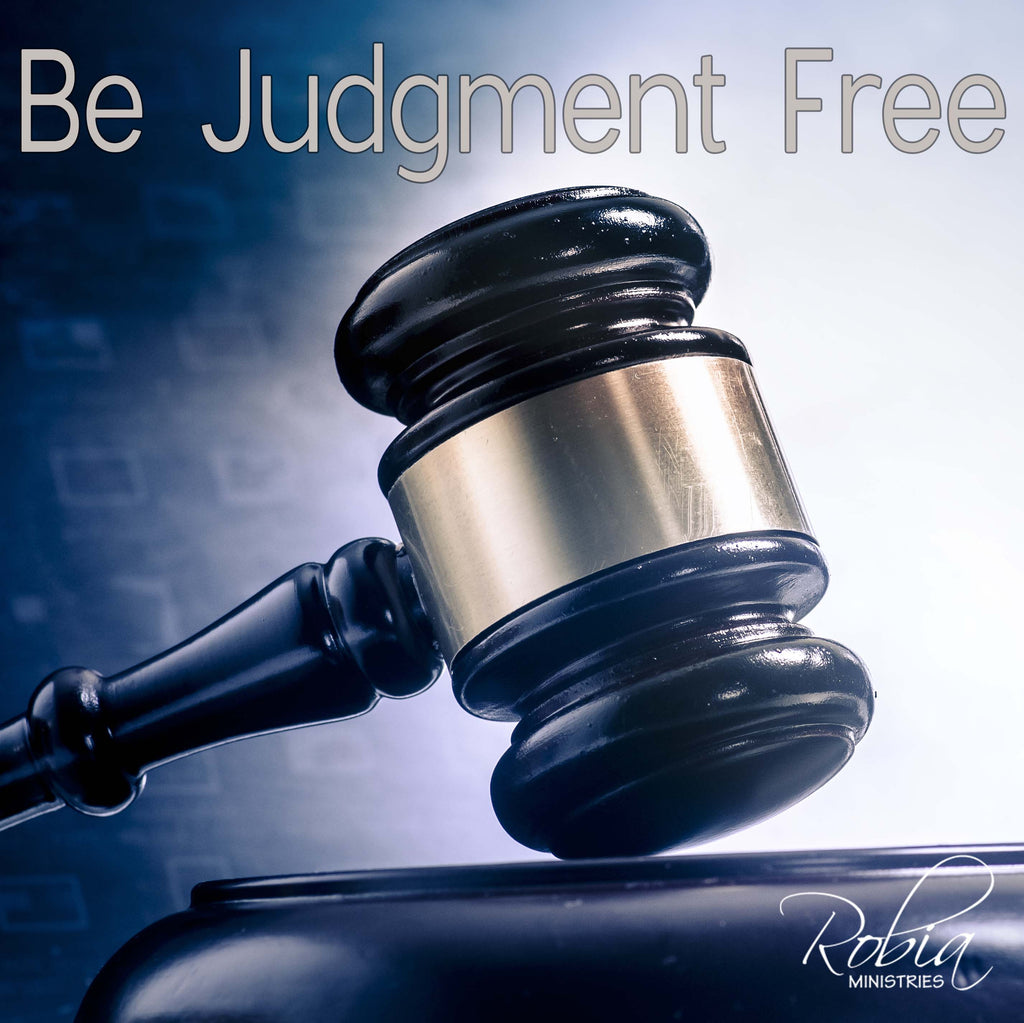 Be Judgment Free (MP3 or CD)