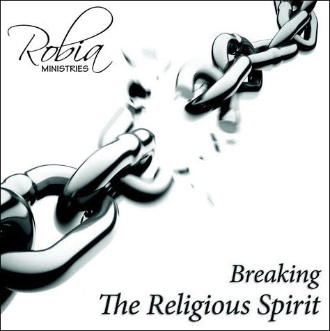 Breaking the Religious Spirit (4 Part Series) (MP3 or CD)