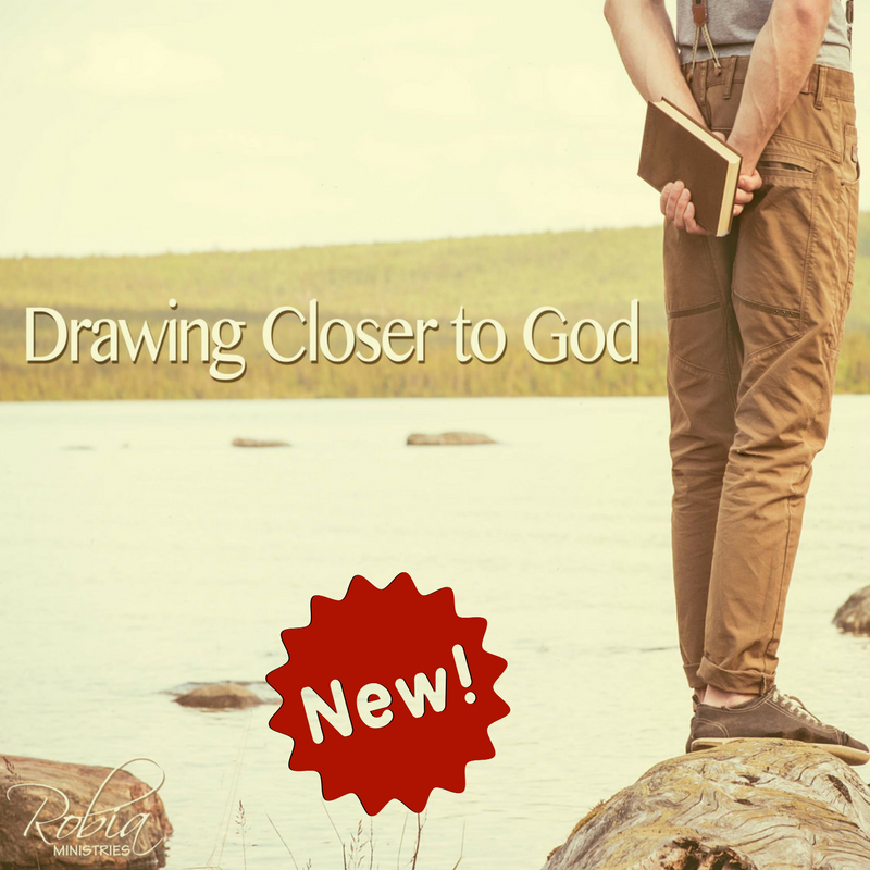 *Drawing Closer to God (4-part Series) (MP3 Only)