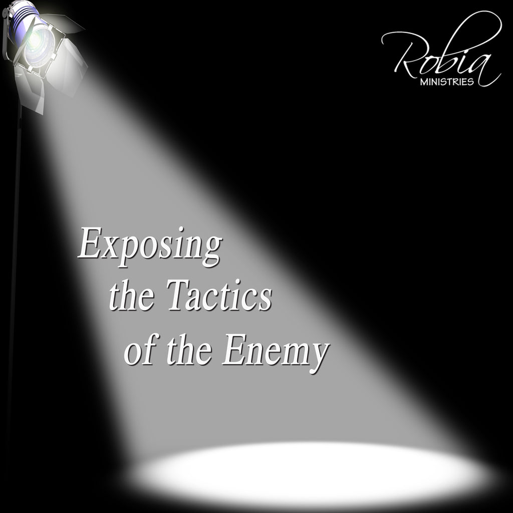 Exposing the Tactics of the Enemy (4-Part Series) (MP3 or CD)