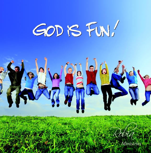 God is Fun (MP3 or CD)