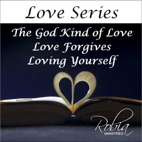 Love Series (3 Parts, MP3 Only)