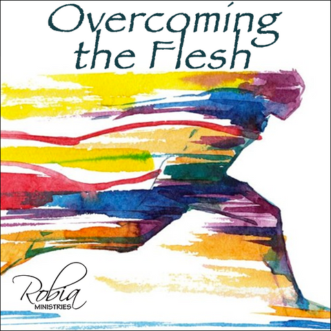 Overcoming the Flesh 3-Part Series (MP3 Only)
