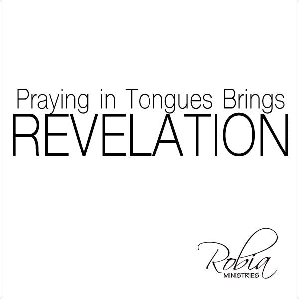 Praying in Tongues Brings Revelation (MP3)