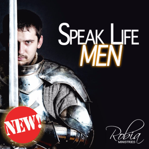 *Speak Life Men (MP3 or CD)