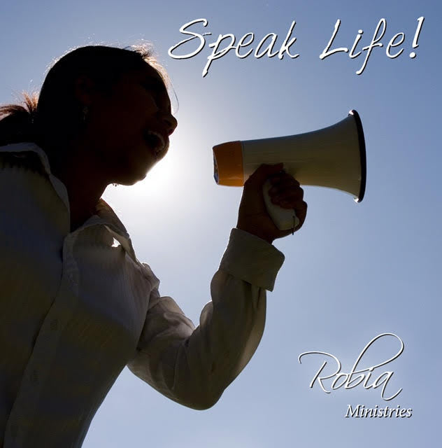 Speak Life! (MP3 or CD)