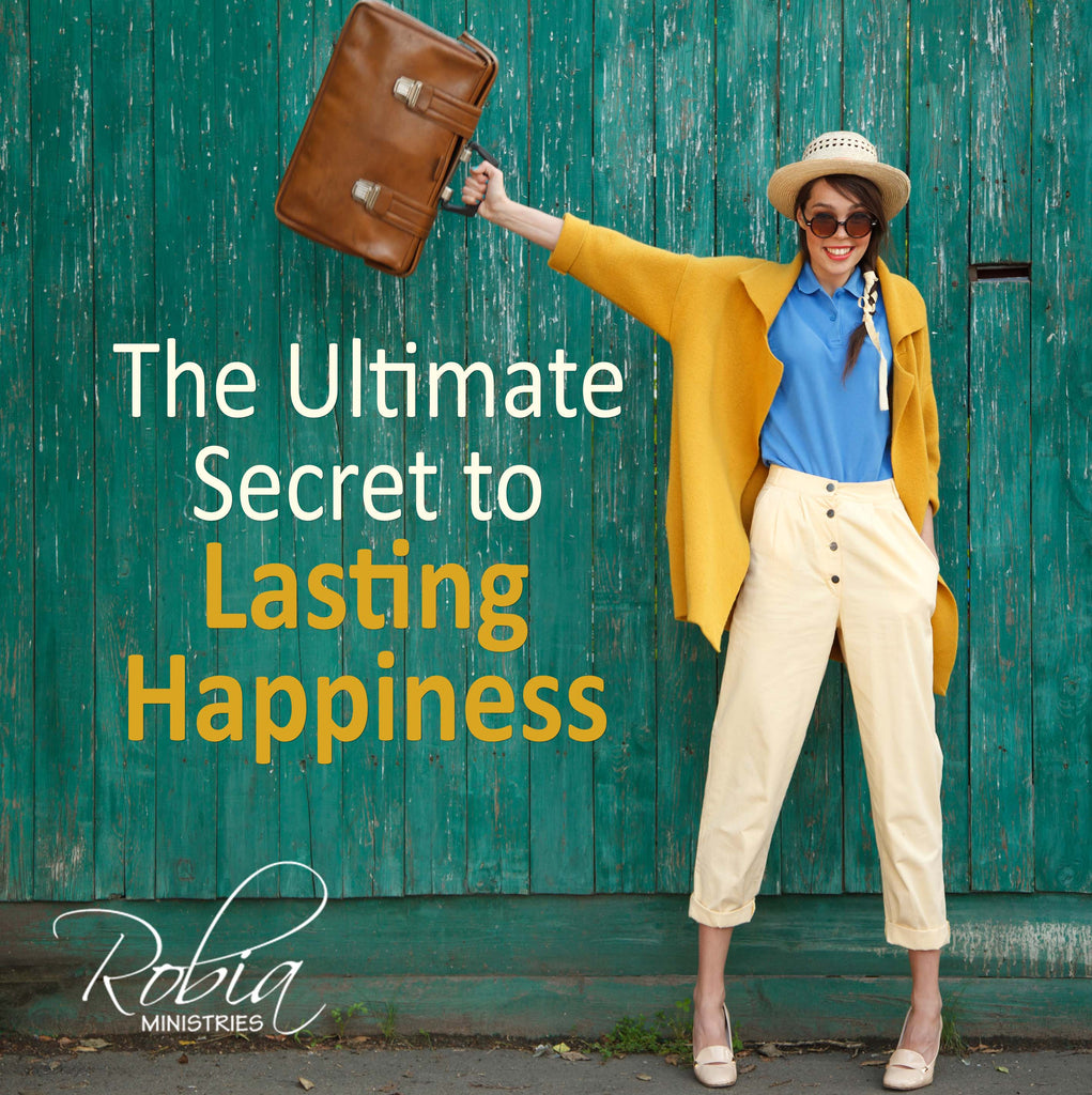 Lasting Happiness (MP3 or CD)