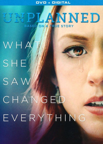 DVD Unplanned Movie-Signed by Robia Scott