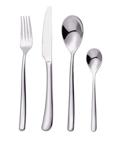 Bon Prestige 24-Piece Stainless Steel Cutlery Set