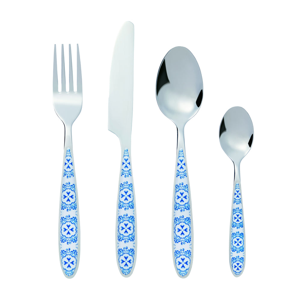 Bon Chalice 24-Piece Stainless Steel Cutlery Set