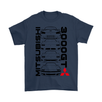 3000GT LINEUP SHIRT - Z16 Apparel