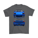 DODGE STEALTH FRONT AND BACK SHIRT - Z16 Apparel
