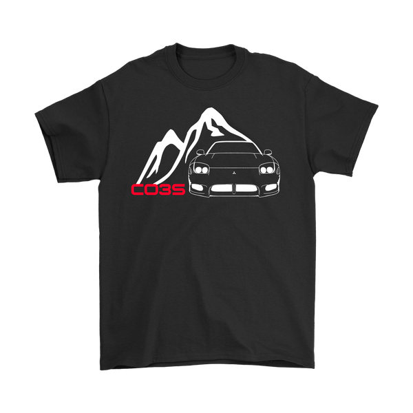 COLORADO CO3S 3000GT 97/98 FRONT - Z16 Apparel