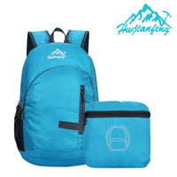 Waterproof Nylon Travel Backpack (Hike Camp Climb Mountaineering) - Z16 Apparel