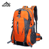 Outdoor mountaineering Rucksack Backpack Hiking Camping Waterproof Nylon Travel Luggage - Z16 Apparel