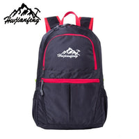Outdoor Sports Hiking Camping Shoulder Bag Waterproof Folding Backpack - Z16 Apparel