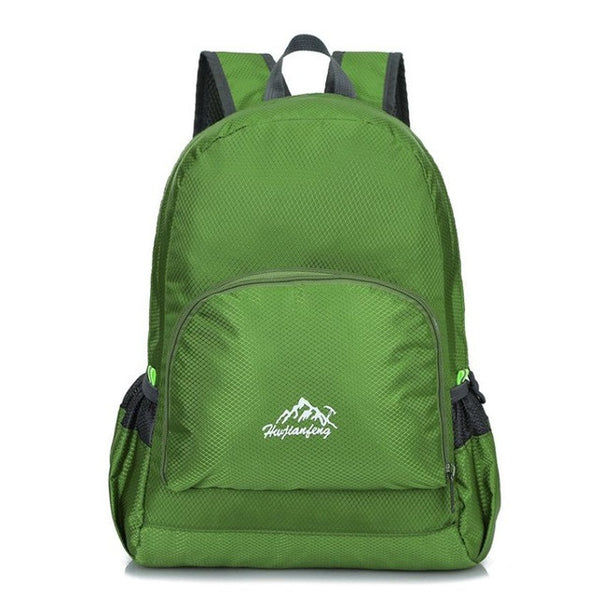 Outdoor Waterproof Folding Backpack - Z16 Apparel