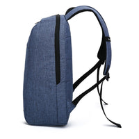 Business Laptop Backpack Water Resistant Slim Bag 15.6 Inch for Notebook Tablets - Z16 Apparel